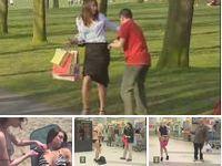 视频列表 【频道】国外美女街头恶作剧