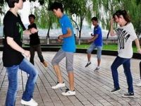 【鬼步舞】韩国美女鬼步舞教学视频