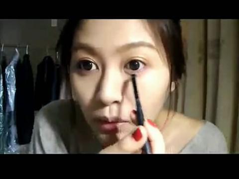 美女淡妆化妆步骤视频【美丽人生】