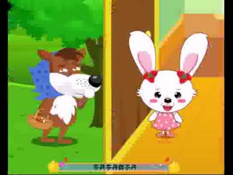 小白兔乖乖儿歌视频 小白兔乖乖儿歌视频连续播放 小白兔乖乖儿歌视