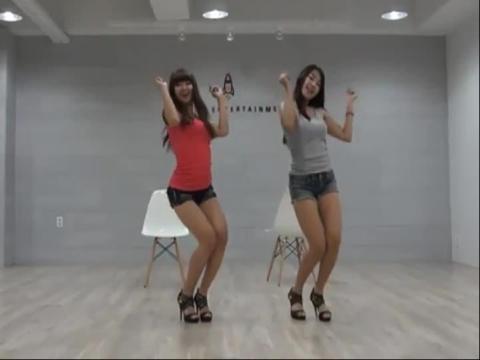 舞蹈mv美女舞蹈教学