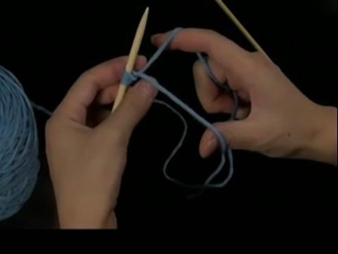 简单男士围巾织法 元宝针织围巾的方法