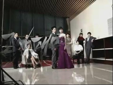 视频: 2011MBC水木《豪门(皇室)》0303官网海报拍摄花絮