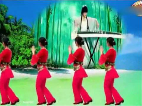广场舞 印度美女 高安欣悦广场舞