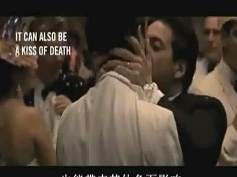 用电影解说亲吻的秘密