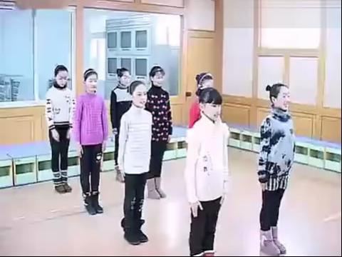 儿童舞蹈 兔子舞 舞蹈教学视频