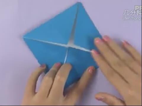 折纸吉他制作步骤