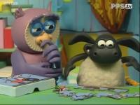 PPS视频:小小羊提米第1集 提米玩拼图