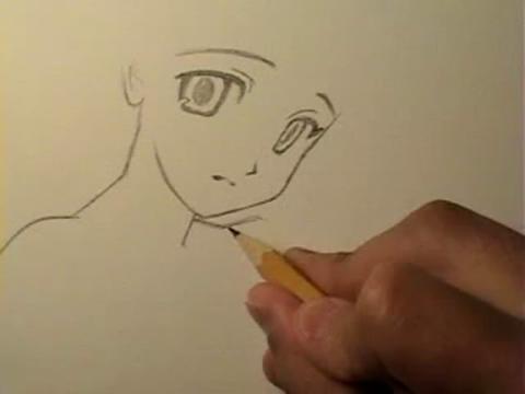 cn/pc5pg5 收起 手绘画教程-如何画可爱无辜少女 简单素描   2014年6