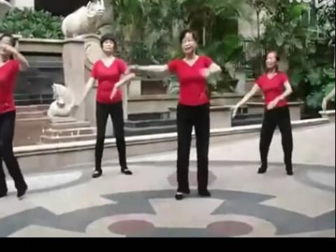 最新广场舞 中老年广场舞