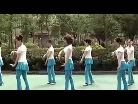 广场舞雕花的马鞍 广场舞教学