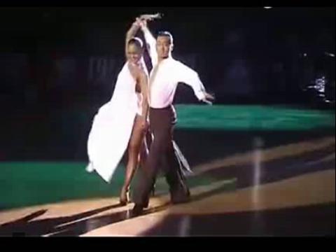 赵亮张丁芳拉丁舞恰恰舞教学视频