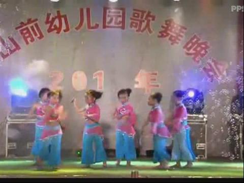 儿童舞蹈 水调歌头