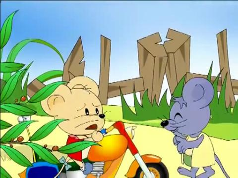 儿童故事大全 田鼠和家鼠