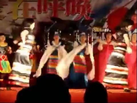 基督教舞蹈中国心 基督教歌中国心舞蹈 基督教会舞蹈中国心