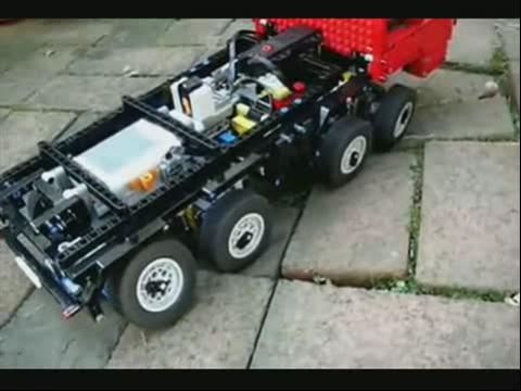 8x8玩具大卡车视频
