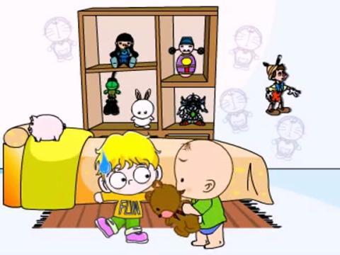 幼儿社会教育之爱惜玩具