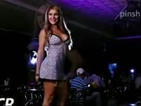 性感美女哥伦比亚时尚内衣秀视频