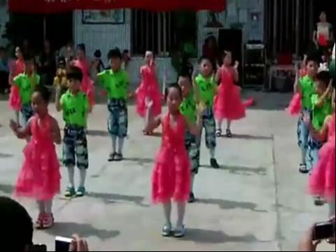 幼儿舞蹈 最炫民族风 幼儿园舞蹈