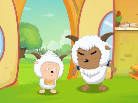 懒羊羊当大厨动画片分享展示