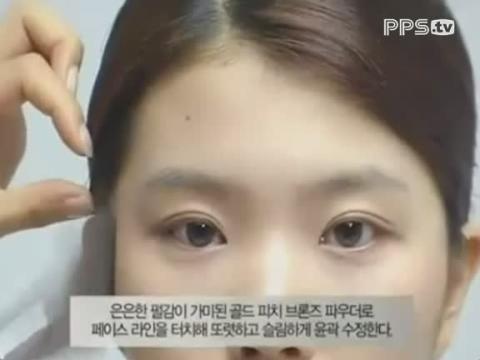 怎样化妆使眼睛变大 化妆步骤视频