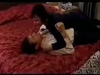 吻戏床片段大全 婚前试爱周秀娜吻戏床片段