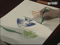 少儿简笔画--热带鱼 儿童创意简笔画教学