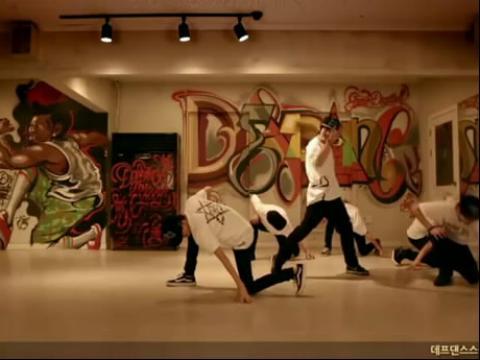 《狼与美女》舞蹈教学