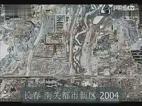 颤抖吧 什么是中国速度!跟google earth 看中国!