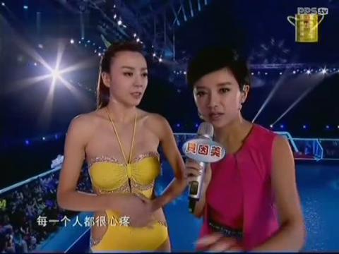 中国星跳跃第2期 周韦彤 5米台002A