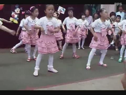 幼儿舞蹈最炫民族风 幼儿园舞蹈