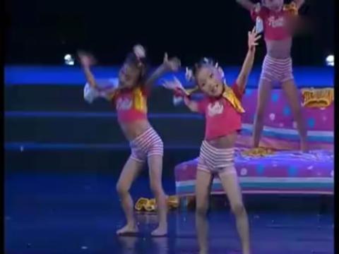 我最棒幼儿舞蹈视频分享展示