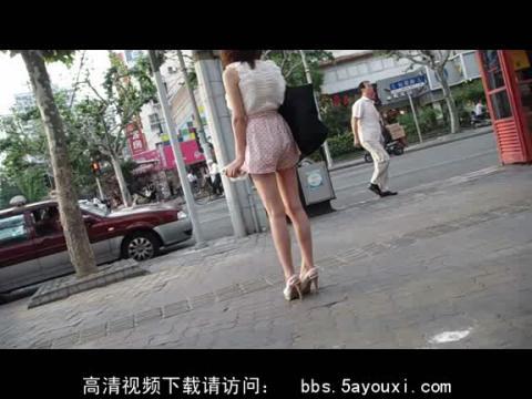 美女视频秀; 高跟长腿美女视频;