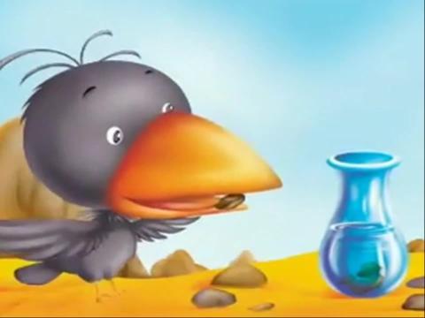 乌鸦喝水jpg大全 最新乌鸦喝水 课件名称 乌鸦喝水