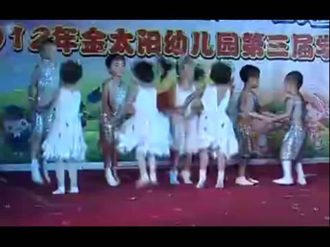 幼儿舞蹈视频 一双小小手