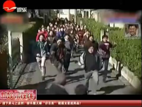 日本整人综艺节目 吓坏无辜路人高清版