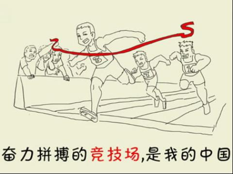 我的中国梦 青春正能量