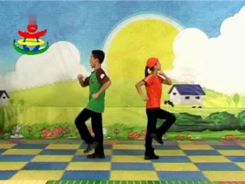 幼儿舞蹈 林老师的舞动世界《嘻唰唰》图片