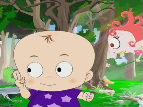 乐智宝宝天地-幼儿自然常识系列之啄木鸟为什么要啄