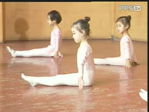 儿童舞蹈基本功 启蒙班3基础训练