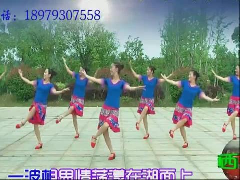 2013广场舞 春英 醉月亮