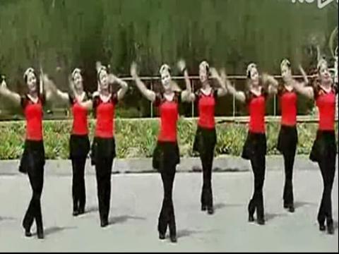 云裳广舞火火的姑娘大图 广厂舞云裳火火的爱 云裳舞火火的姑娘下载
