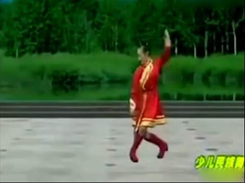舞蹈教学视频 最新月亮之上