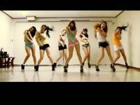 韩国性感美女团体w