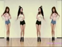 韩国美女现代舞