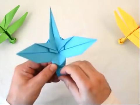 手工制作大全 折纸恐龙之剑