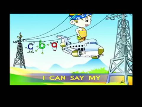 abc英文字母歌儿歌视频图片