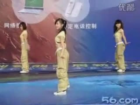 武汉mistery舞蹈组合美女舞蹈视频5