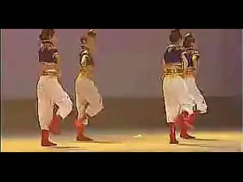 的旋律》现代舞群舞
