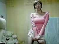 清:国产钢管舞美女热